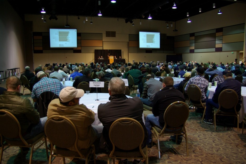 2015 PNW Oilseed & Direct Seed Conference